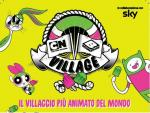 CARTOON NETWORK VILLAGE