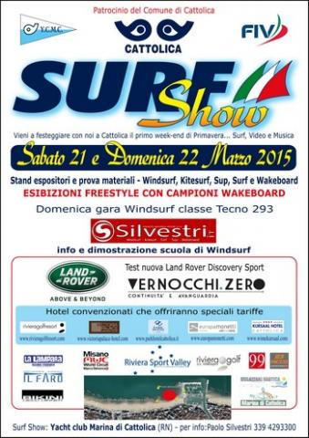 Surfshow a Cattolica