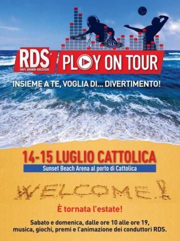 RDS PLAY ON TOUR