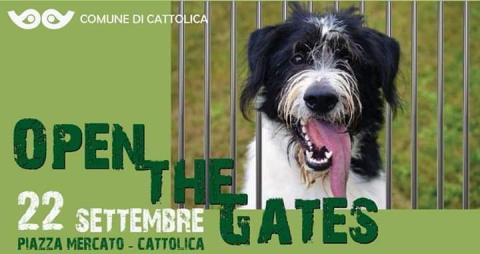 OPEN THE GATES. ROMPIAMO LA RETE