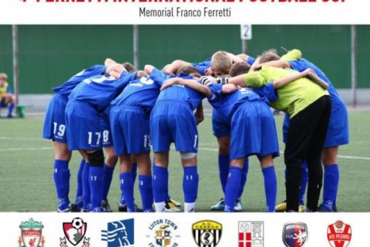 ferretti international football cup